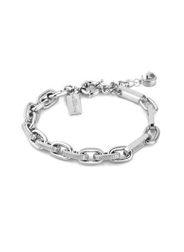 Alberto Guardiani Alberto Guardiani Ag10382Blk Jewelery Bileklik Gümüş